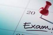 جداول الأمتحانات
