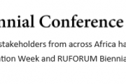 5th african higher education week