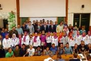 لقاء الإرشاد الأكاديمى للطلاب الجدد والقدامى وتكريم طلاب النشاط