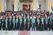 احتفالية كلية الزراعة بعيد الخريجين لدفعة 2014- 2015
