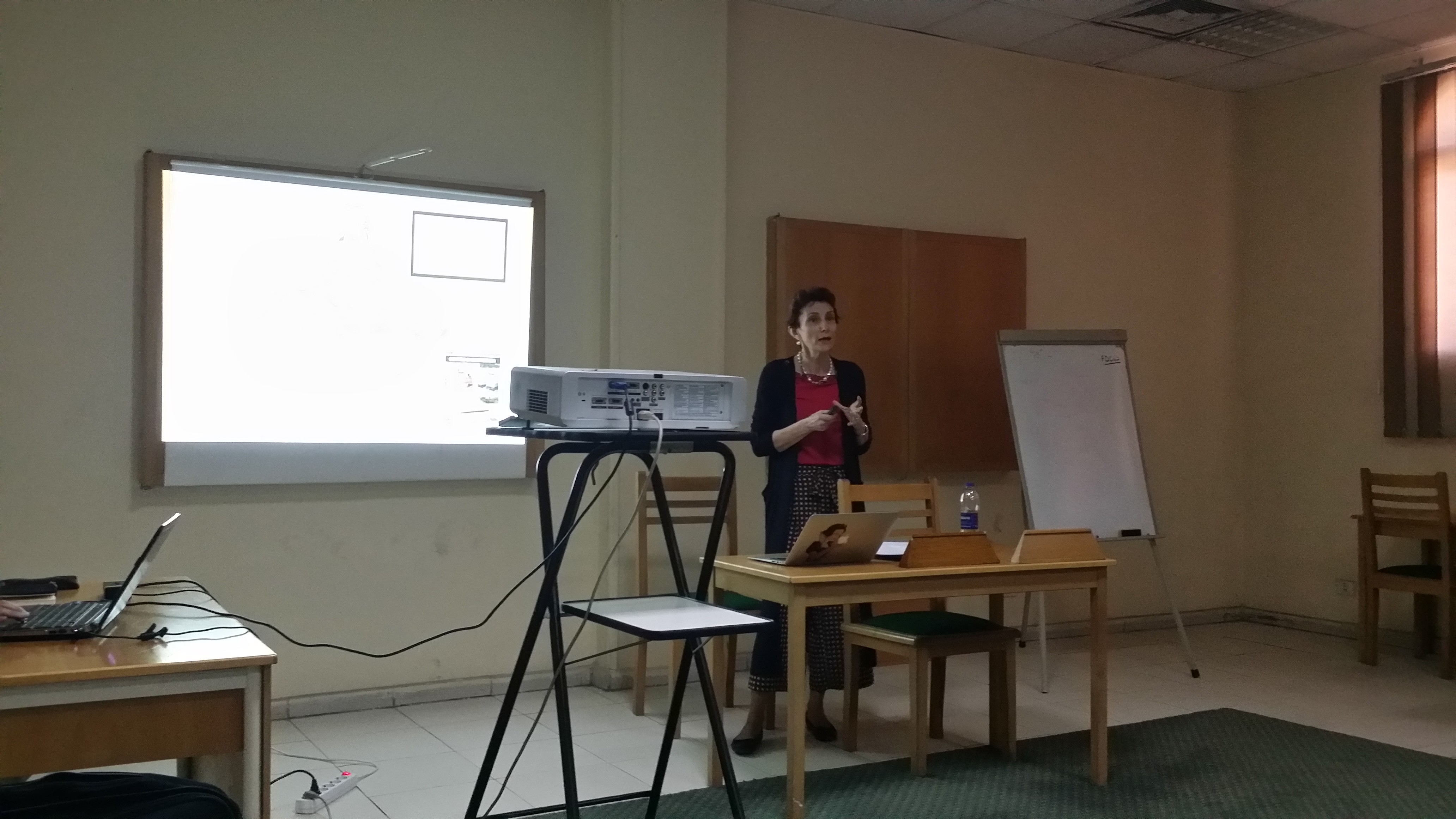 Marina Pertoncin first seminar& photos